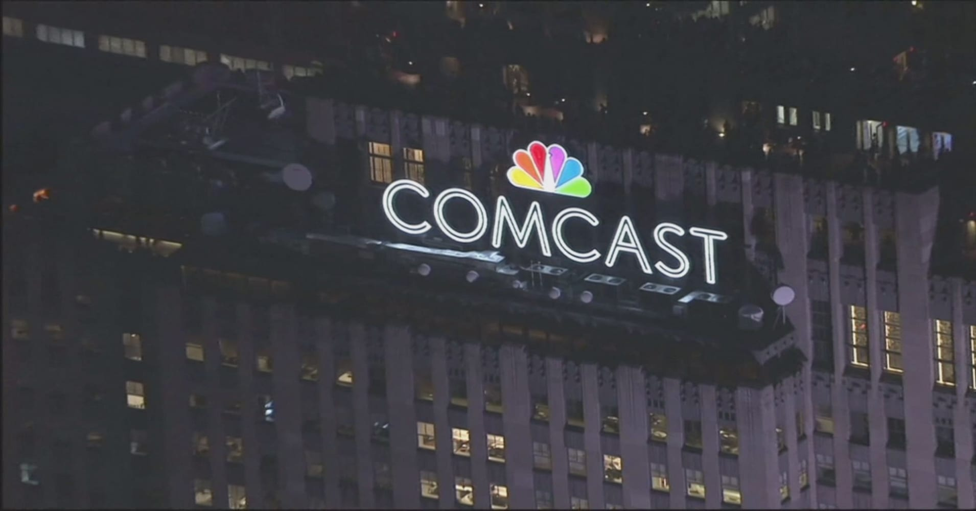 Comcast Quote Comcast Shares Down On Subscriber Loss News