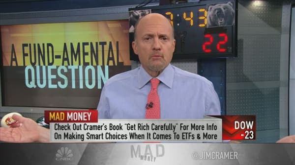 Cramer: These costly funds could be ripping you off
