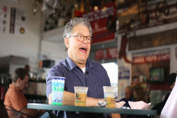Sen. Al Franken reflects on SNL and the good old days