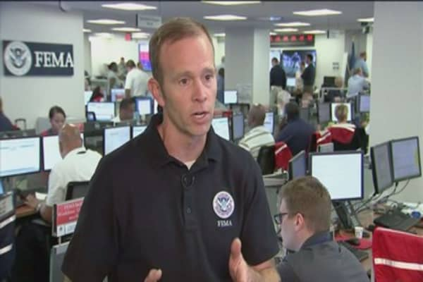 Hurricane Irma will 'devastate' parts of the United States, FEMA chief says