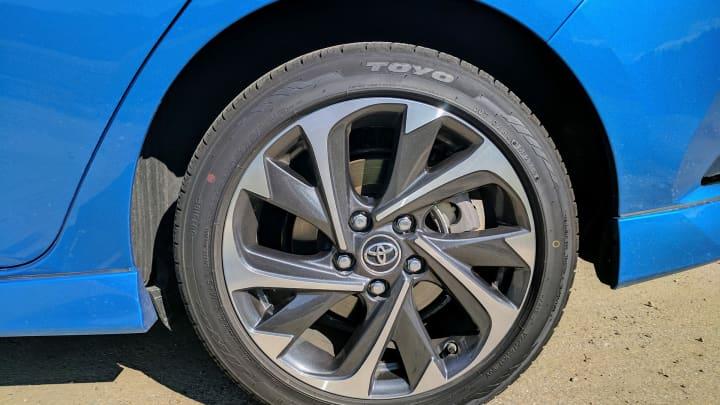 Pretty solid looking wheels
