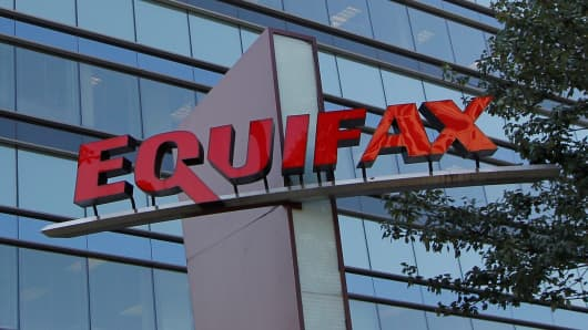 Credit reporting company Equifax Inc. corporate offices are pictured in Atlanta, Georgia.
