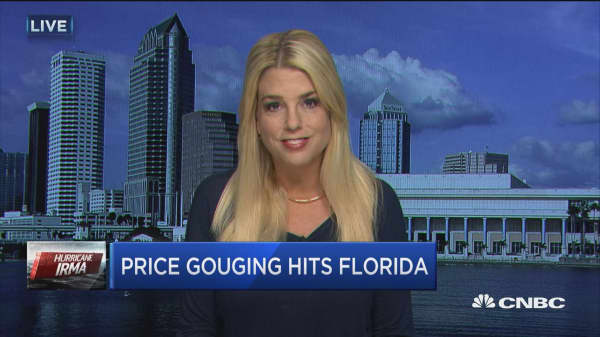 Over 7,000 complaints of price gouging: Florida AG Pam Bondi