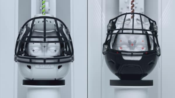 High-tech helmet