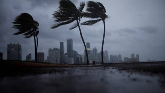 Deadly Irma Thrashes Cuba, Aims for Florida's West Coast