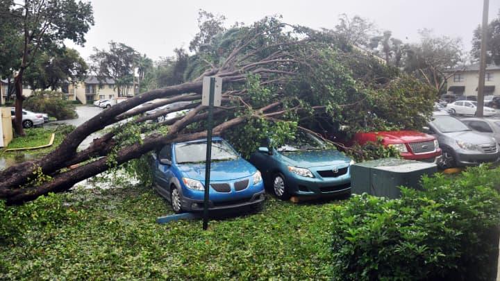 Hurricane Irma Pummels South Florida