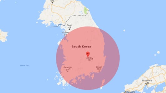 Thaad Anti Missile System Can T Protect South Korea From Missile