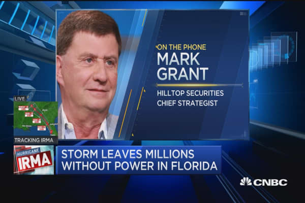 Fed may even lower rates after massive storms: Hilltop Securities' Mark Grant