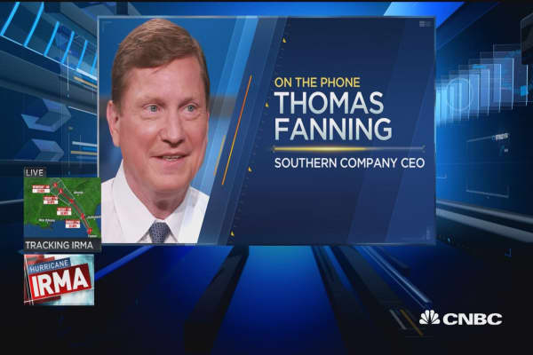 Southern Company CEO: Close to 6 million power outages in Florida