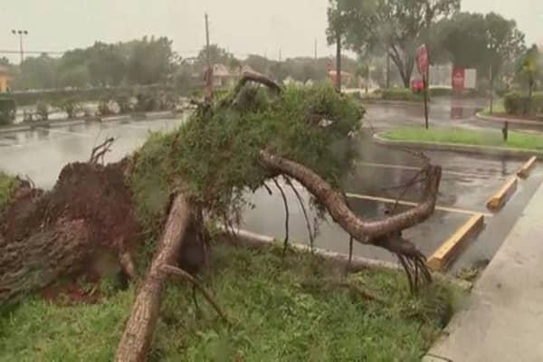 Hurricane Irma leaves Caribbean, Jose turns north