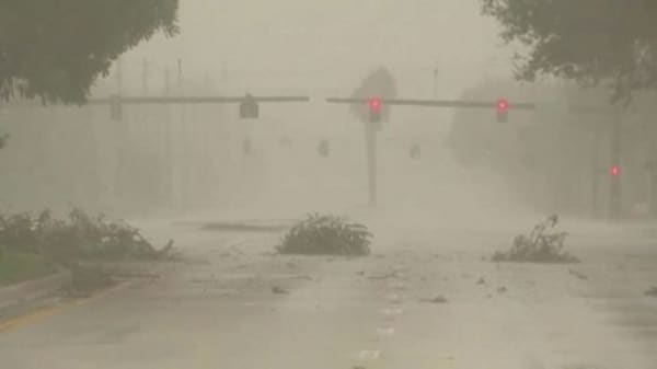 Hurricane Irma continues to pound Florida