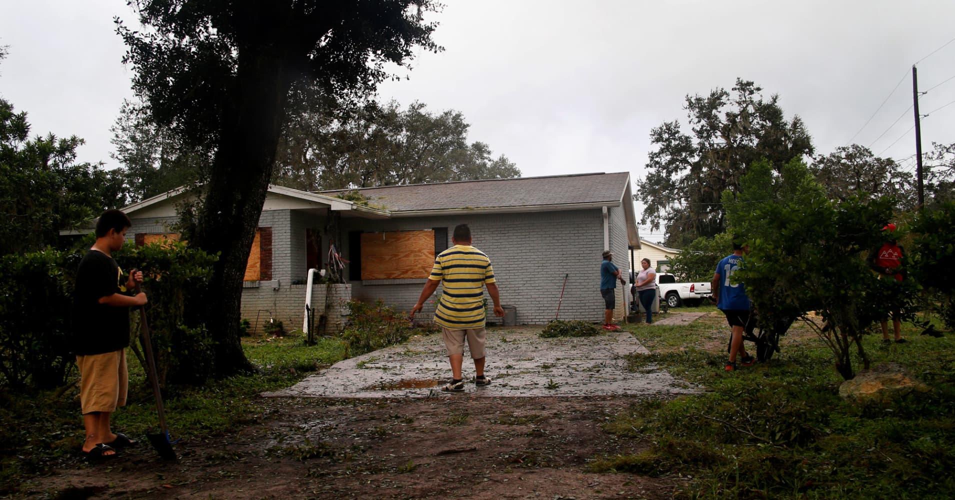 Navigating insurance claims, post Hurricane Irma