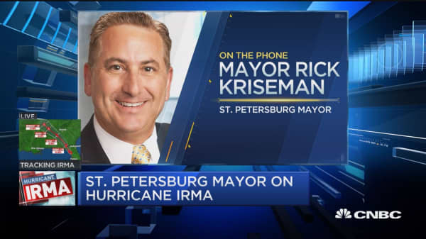 St. Petersburg Mayor Kriseman: Danger to community hasn't gone away yet