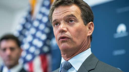 Republican Congressman Dave Trott Of Michigan Won't Seek Re-election