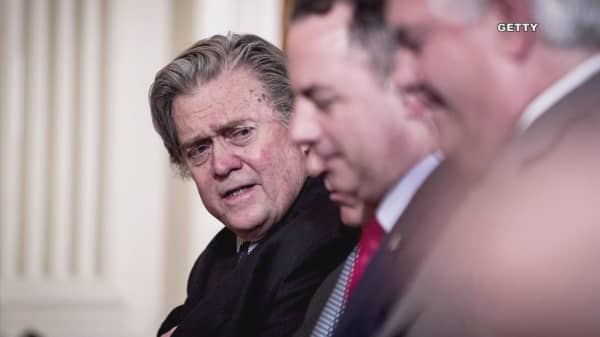 Bannon interview is a wake-up call for the GOP