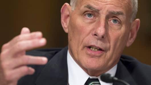 General John Kelly Slams Congressman Gutierrez For Calling Him a Liar