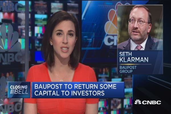 Cnbc Stock Markets >> Baupost to return some capital to investors