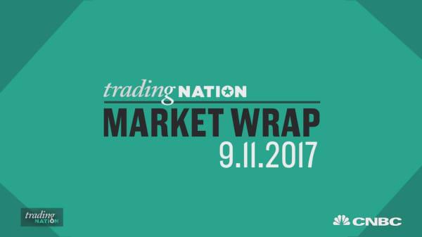 Stocks soar Monday as hurricane fears subside