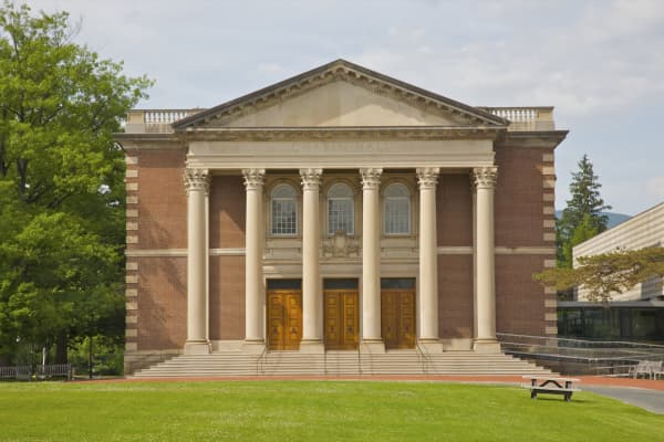 Chapin Hall at Williams College
