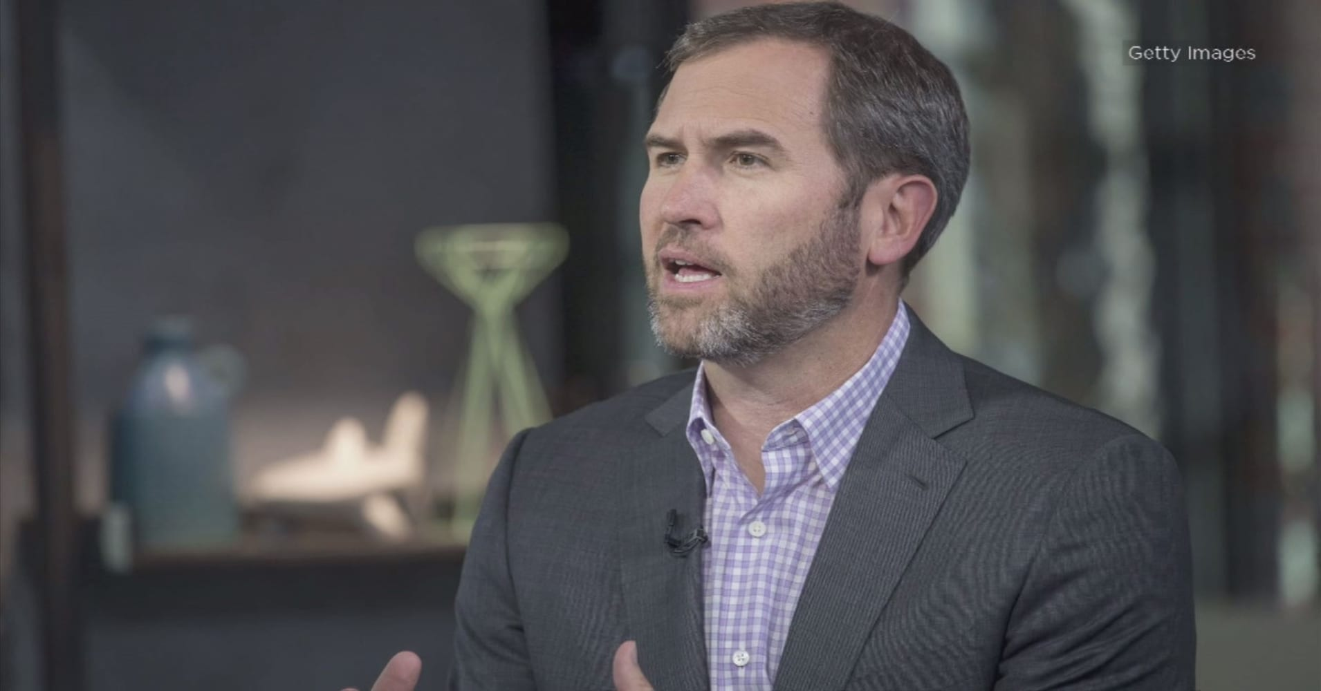 Ripple CEO Brad Garlinghouse on Bitcoin and XRP