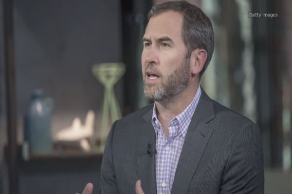 Ripple CEO Brad Garlinghouse on the future of cryptocurrencies