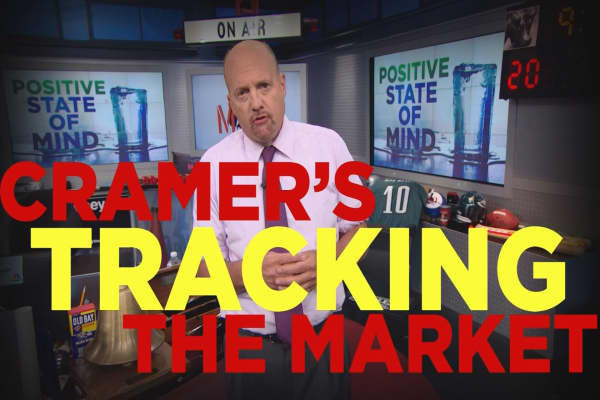 Cramer Remix: When people are stuck inside, this stock wins