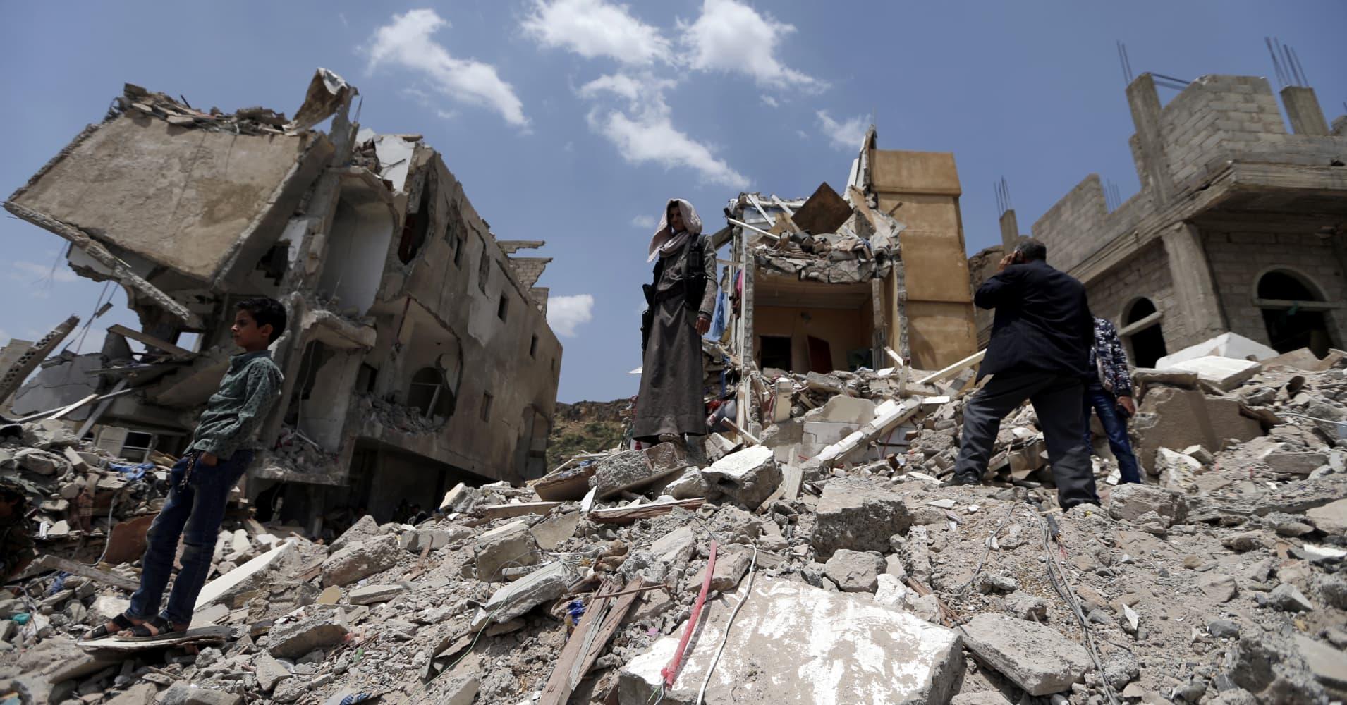 Saudi Arabia and UAE announce $500 million aid programme for Yemen