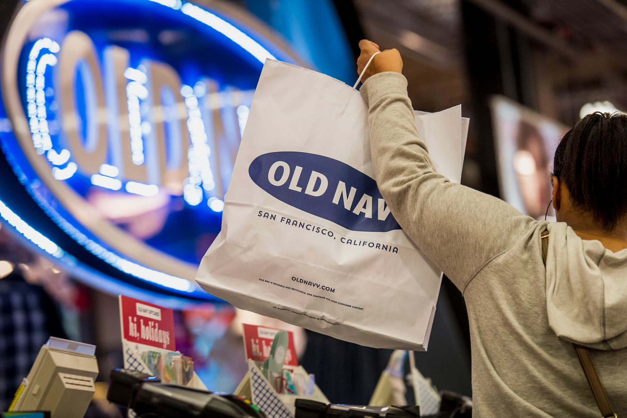 Gap is undervalued with a powerhouse in old navy analyst says buycottarizona