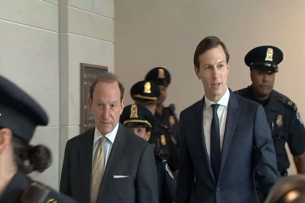 Report: Trump lawyers advocated to push Kushner out of White House