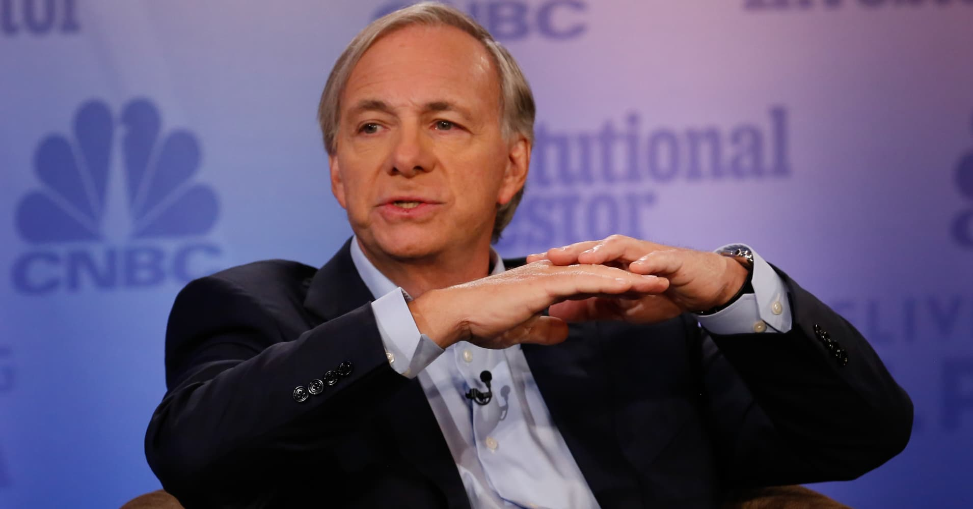 Hedge fund billionaire Ray Dalio: 'Capitalism basically is not working for the majority of people'