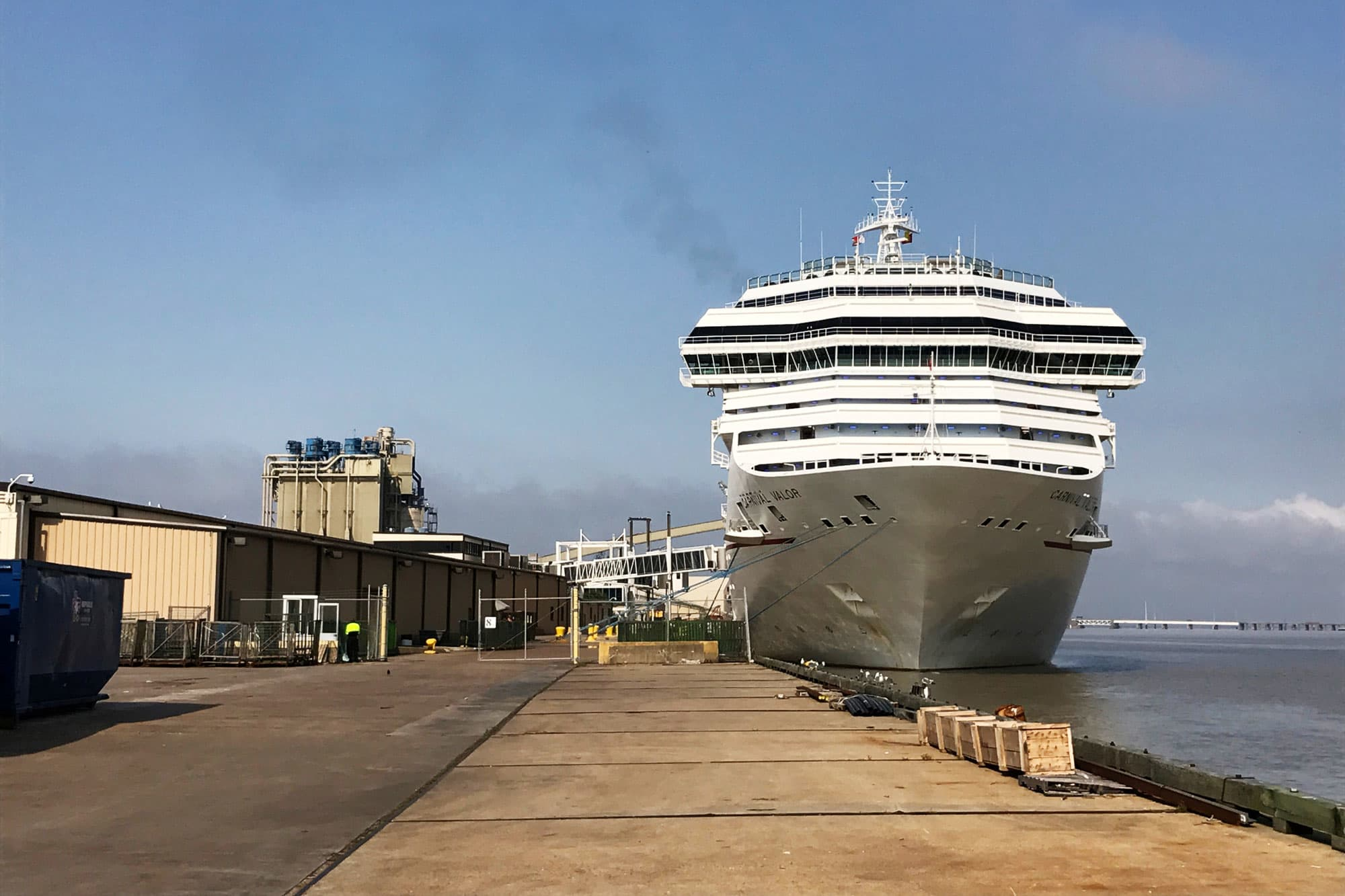 Hurricanes Insufficient To Derail Strong Trends In Cruise Industry - Average price of a cruise ship