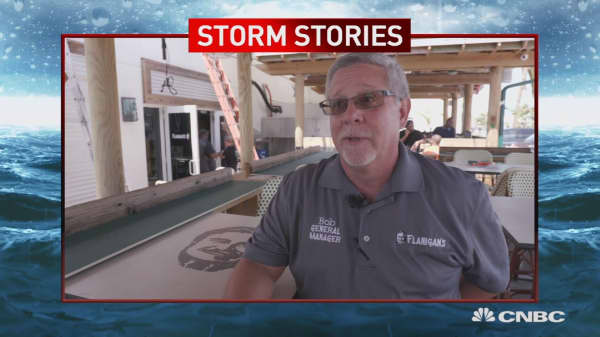 South Florida businesses race to reopen after Hurricane Irma