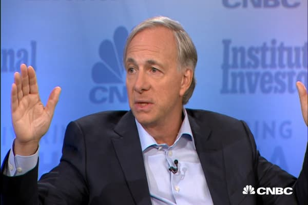Billionaire hedge fund founder Ray Dalio stopped using