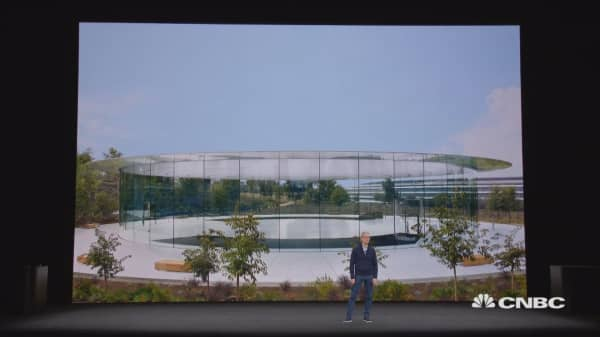 We'll start moving into Apple Park later this year: Cook