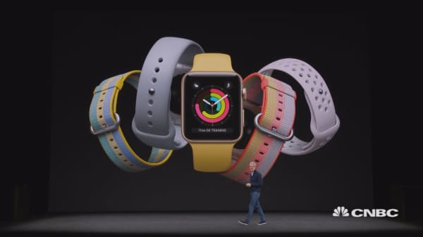 Tim Cook: Apple Watch is now the number one watch in the world