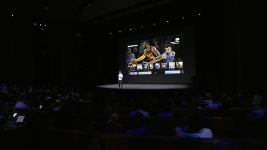 Apple launches Apple TV 4K