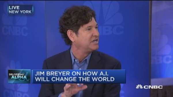 We ignore Chinese A.I. at our own peril: Breyer Capital's Jim Breyer