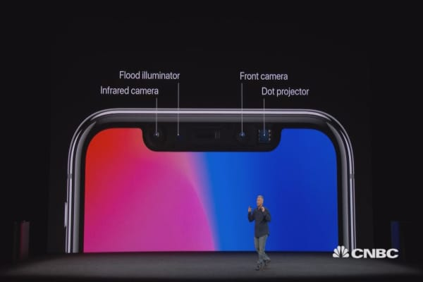iPhone X: Face ID is the future of how we unlock our smartphones and protect our sensitive information