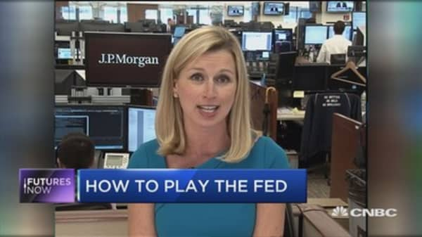 Bond market volatility will likely pick up as central banks get ready to meet, says J.P. Morgan Private Bank