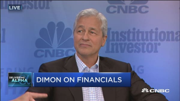 Jamie Dimon: Governments look at bitcoin as a novelty