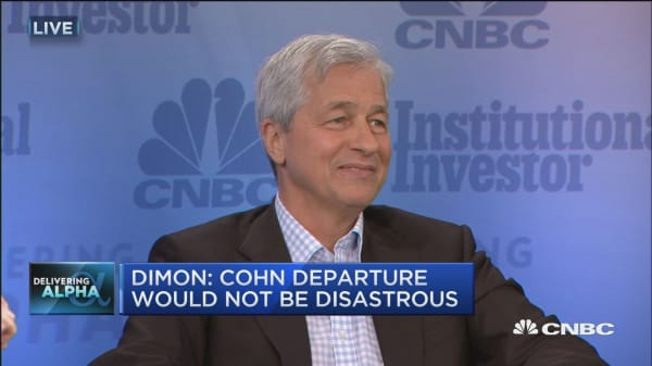 Jamie Dimon: Want to stay on as CEO for another 5 years