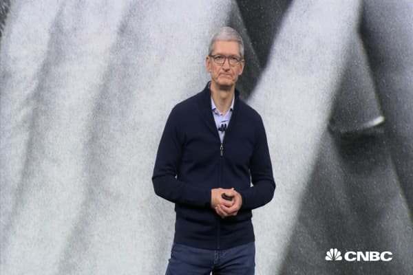 Tim Cook says Apple founder Steve Jobs had this unique gift