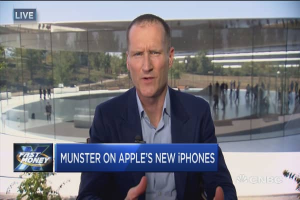 Should you buy Apple on the launch of the new iPhones?