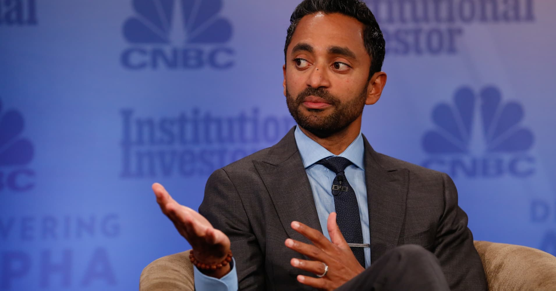 Ex-Facebook executive Chamath Palihapitiya: Social media is creating a society that confuses 'truth and popularity'