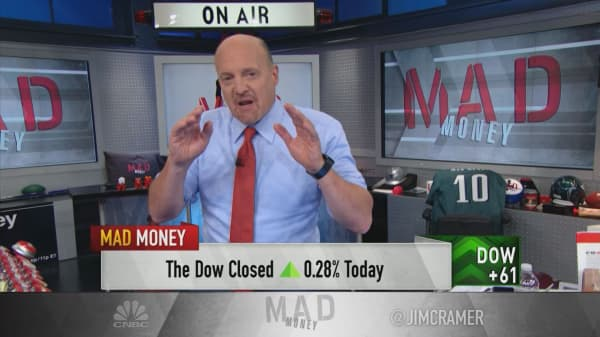 Cramer shares a no-brainer investing strategy