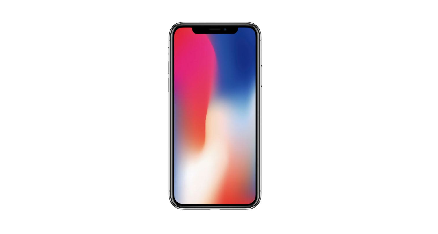 If there was no notch in iPhone X, it would be just a rectangle with rounded corners — it could be any phone.