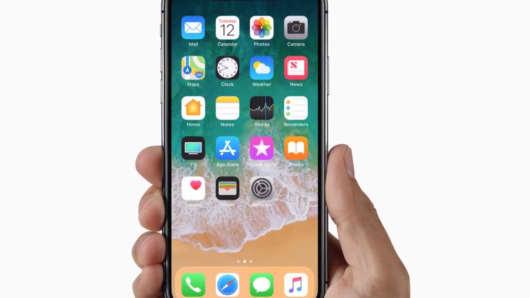 Handout: iPhone X 2