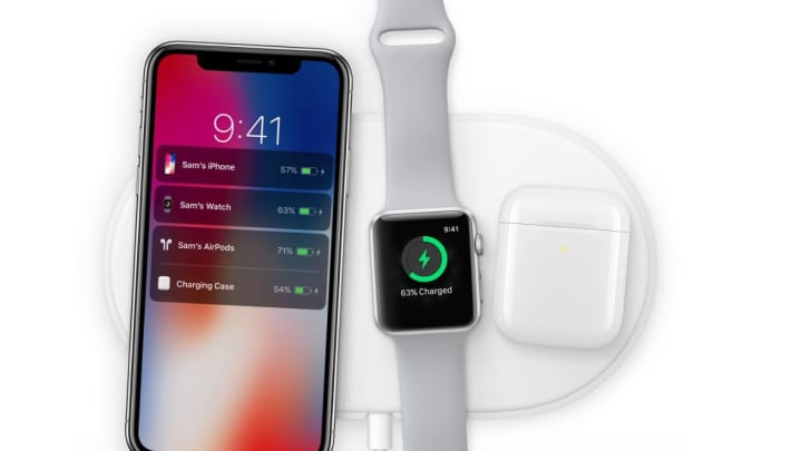 the iphone x 8 and plus are the first iphones to support wireless charging qi standard apple chose is typically very slow