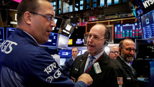 Wall St hits new record highs as financials, industrials gain
