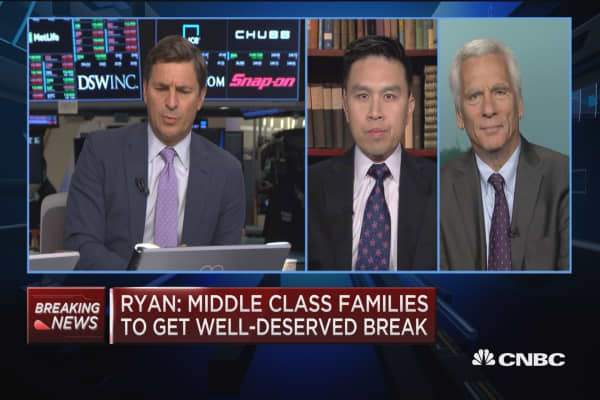 We're crawling along on tax reform but there is movement: Jared Bernstein